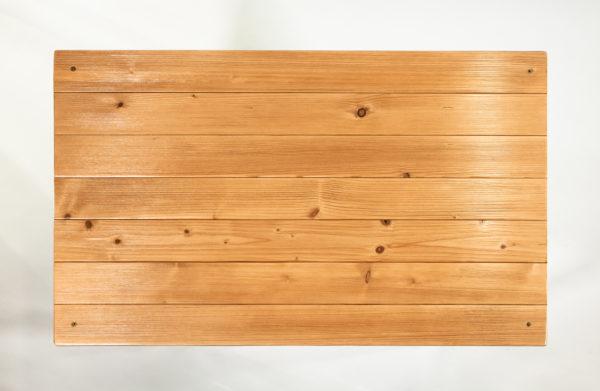 Bureau avec rangement meuble bois responsable