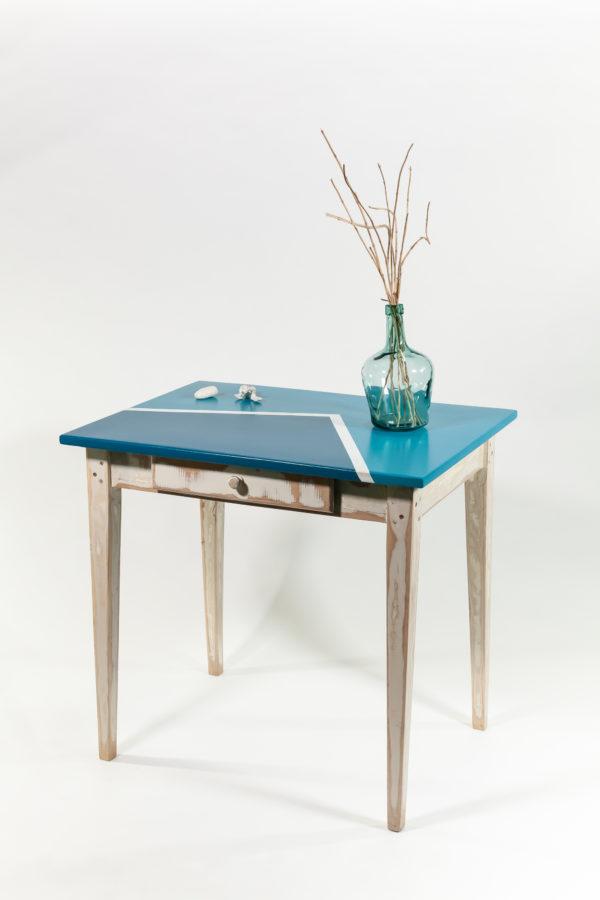 Table bureau bois design rustique meuble éthique